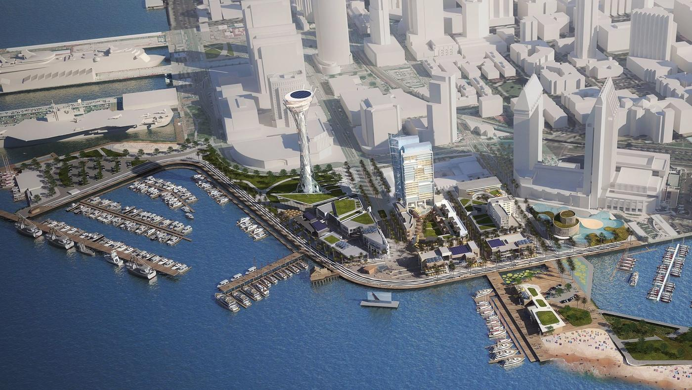 Port Approves New Seaport Development
