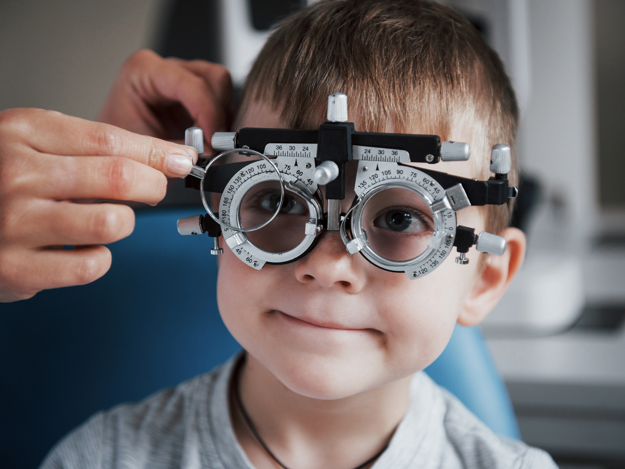 Pediatric Eye Exams: Why It's Important and What to Expect