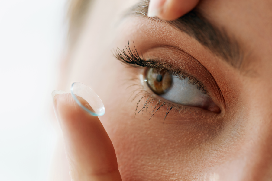 Get Rid of Contact Lens Intolerance For Good