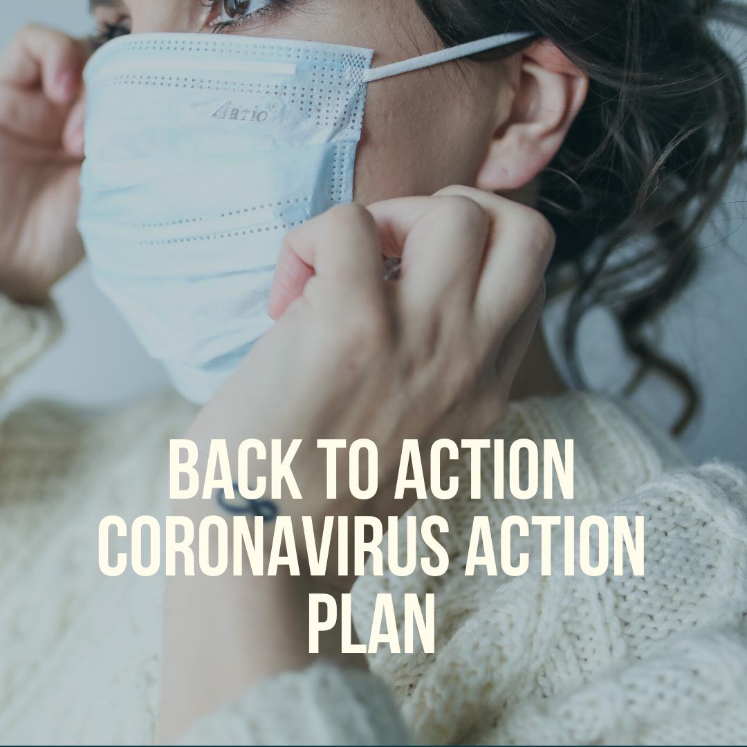 Back To Action Coronavirus Action Plan