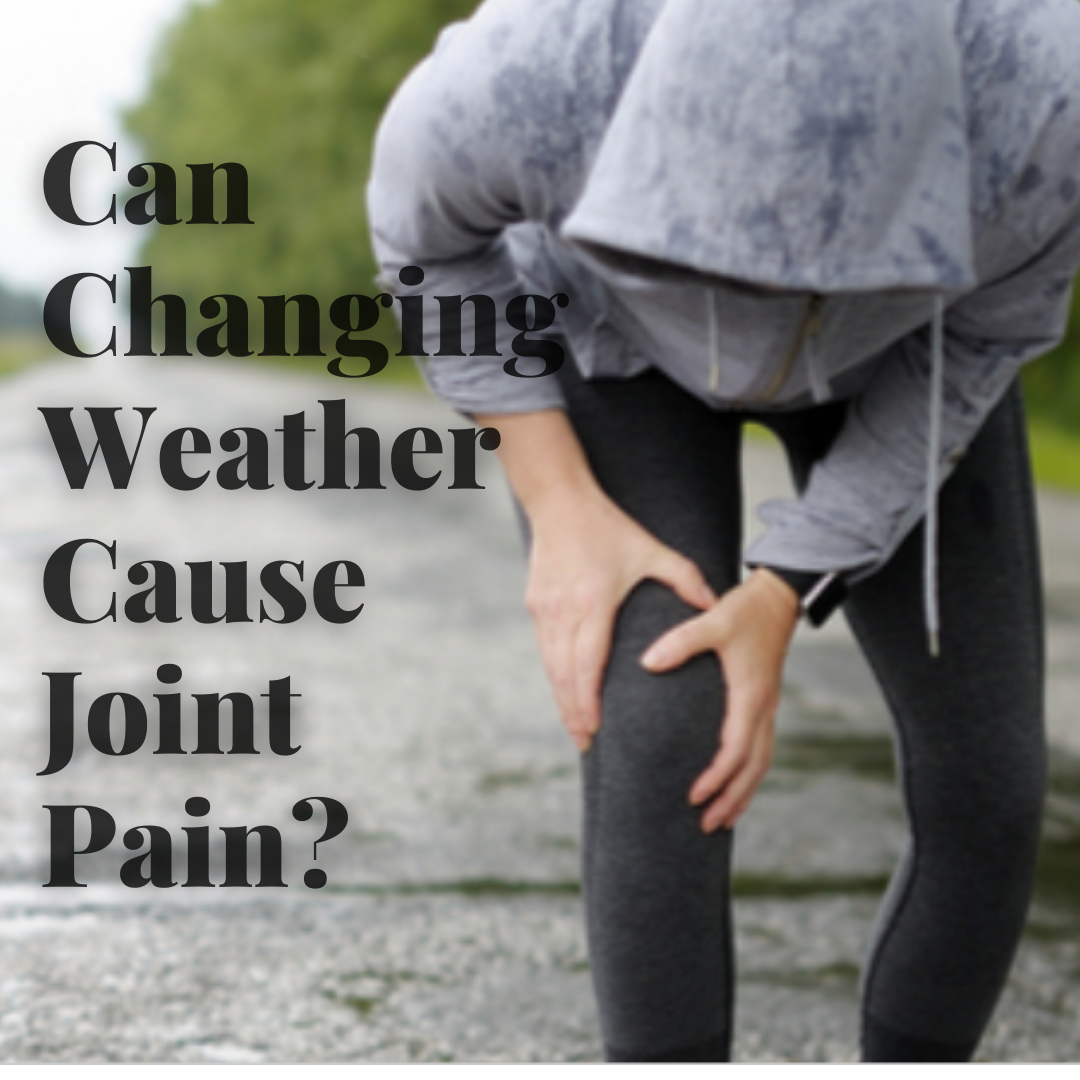 Can Changing Weather Cause Joint Pain?