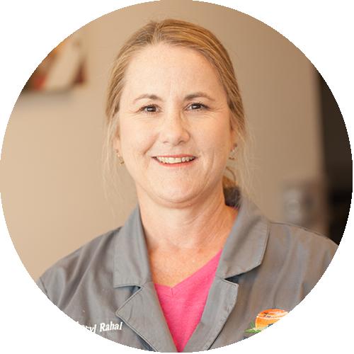 Dr. Cheryl Rahal