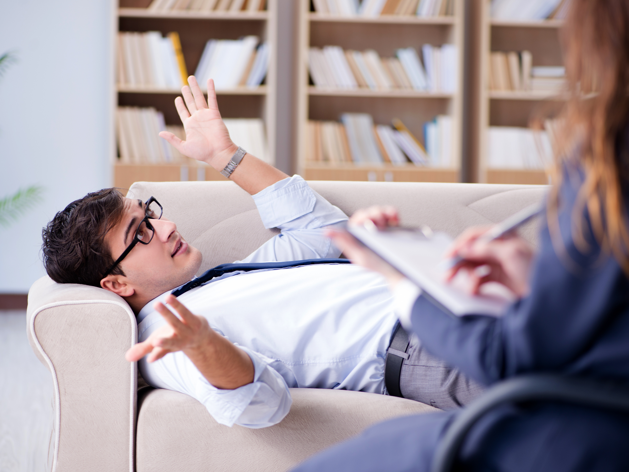 How Therapists Can Benefit the Workplace Environment