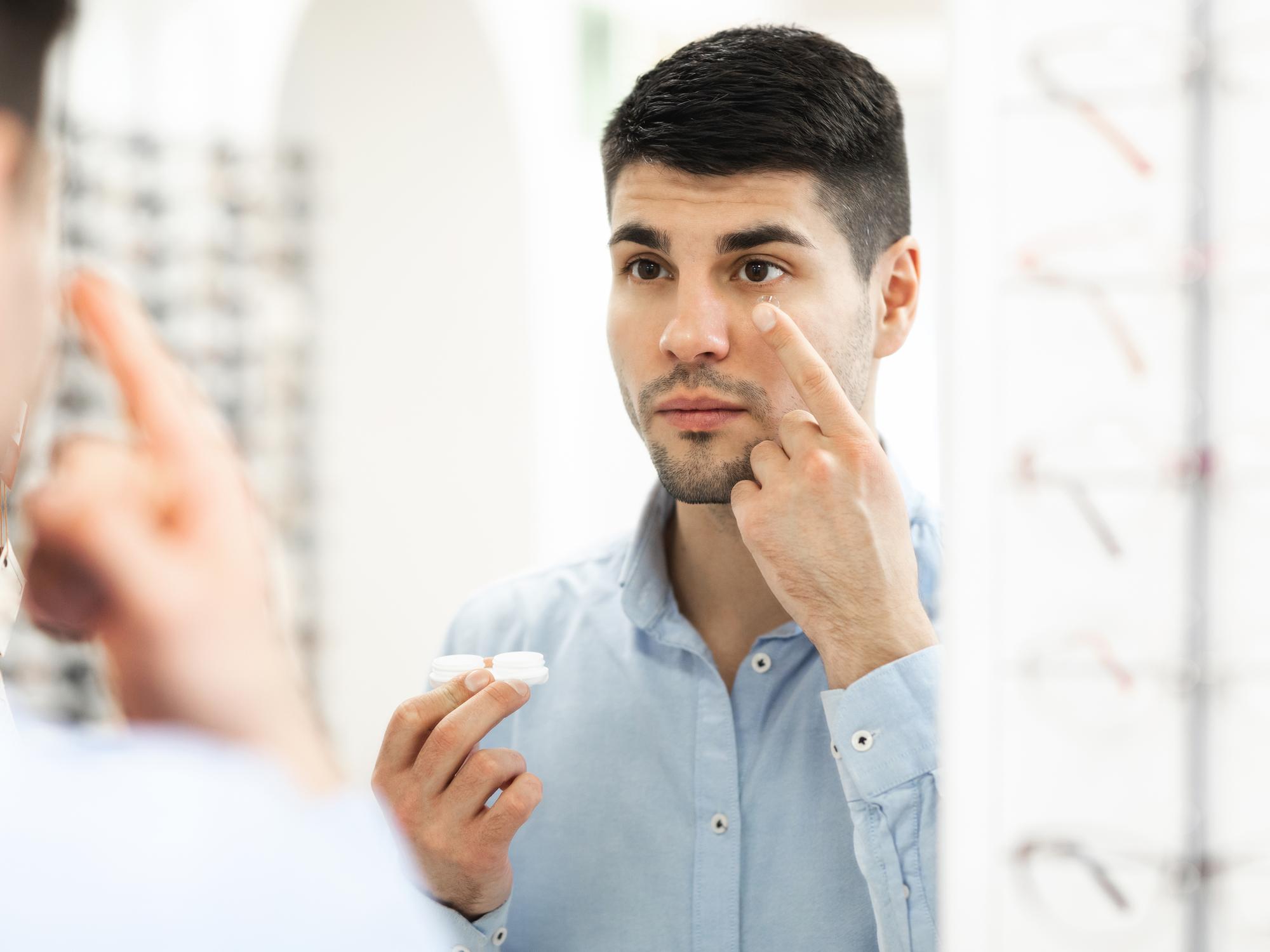 Contact Lens Options for Myopia