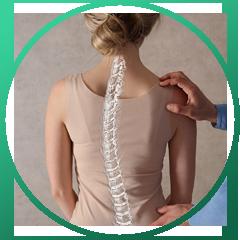 Chiropractic Adjustments - Hover