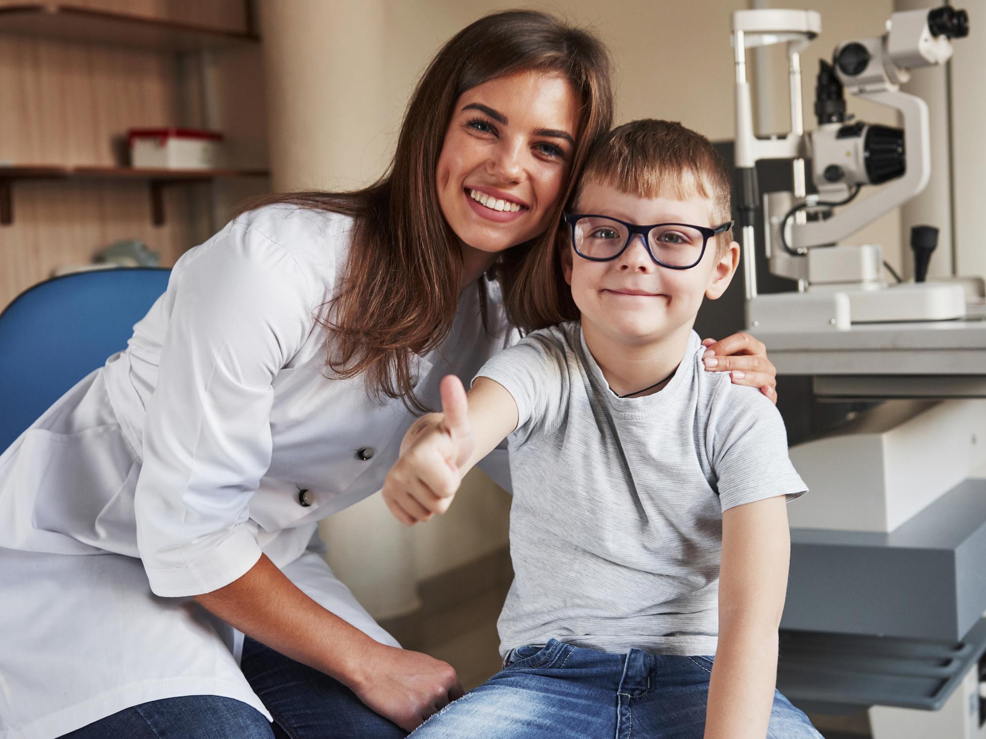 Value of Routine Pediatric Eye Exams