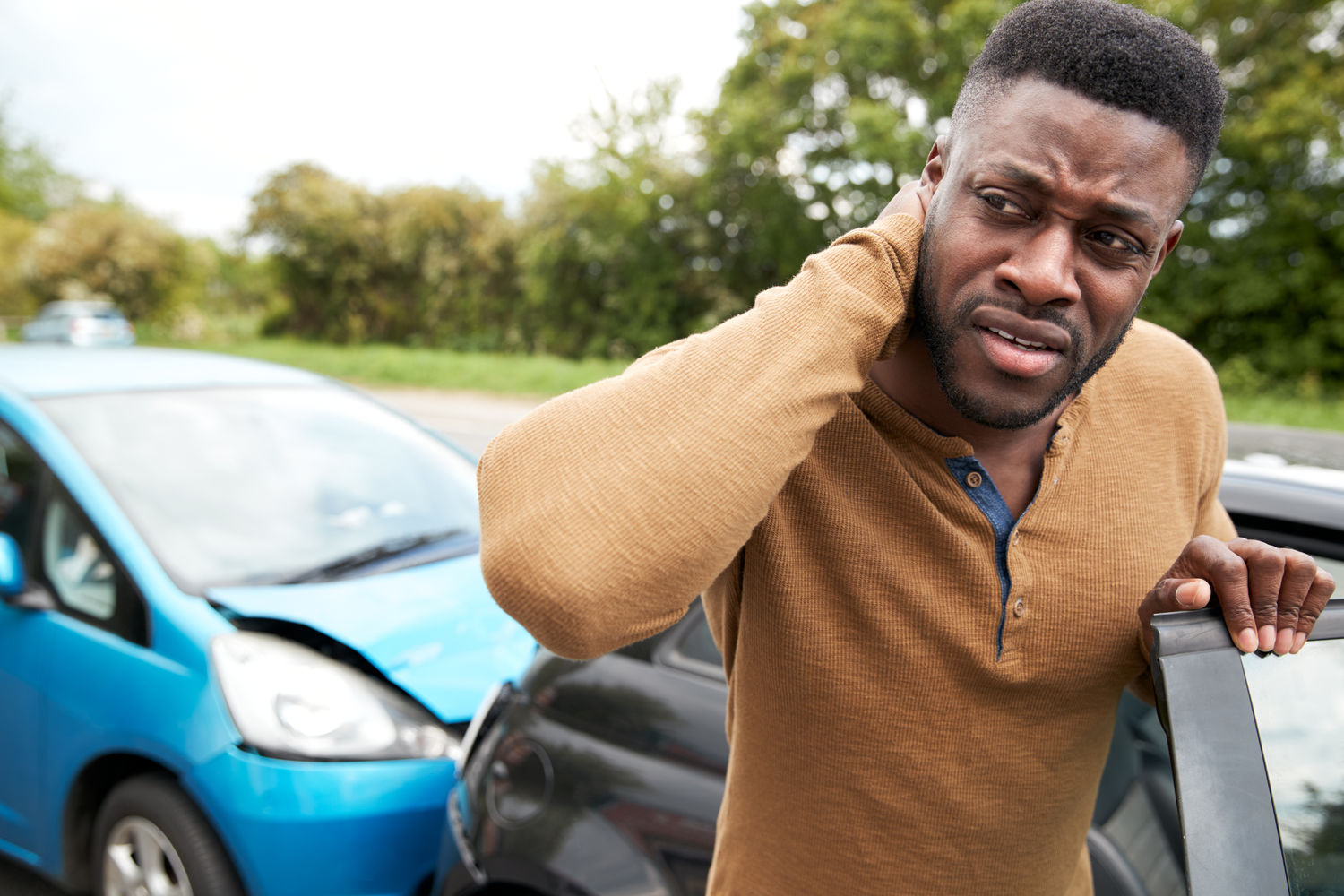 Auto Accident Injury Pain Relief