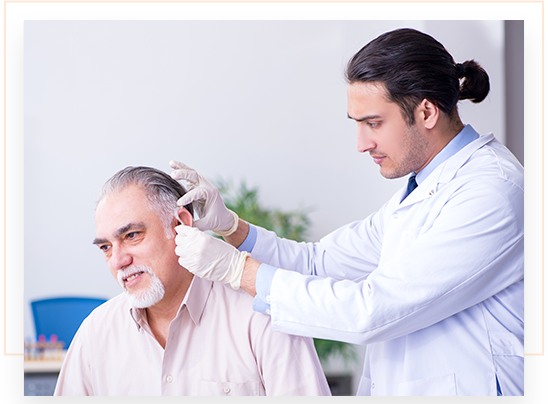 Ear Care Services