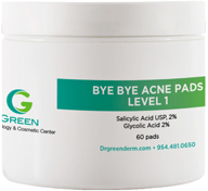 Bye Bye Acne Pads – Level 1