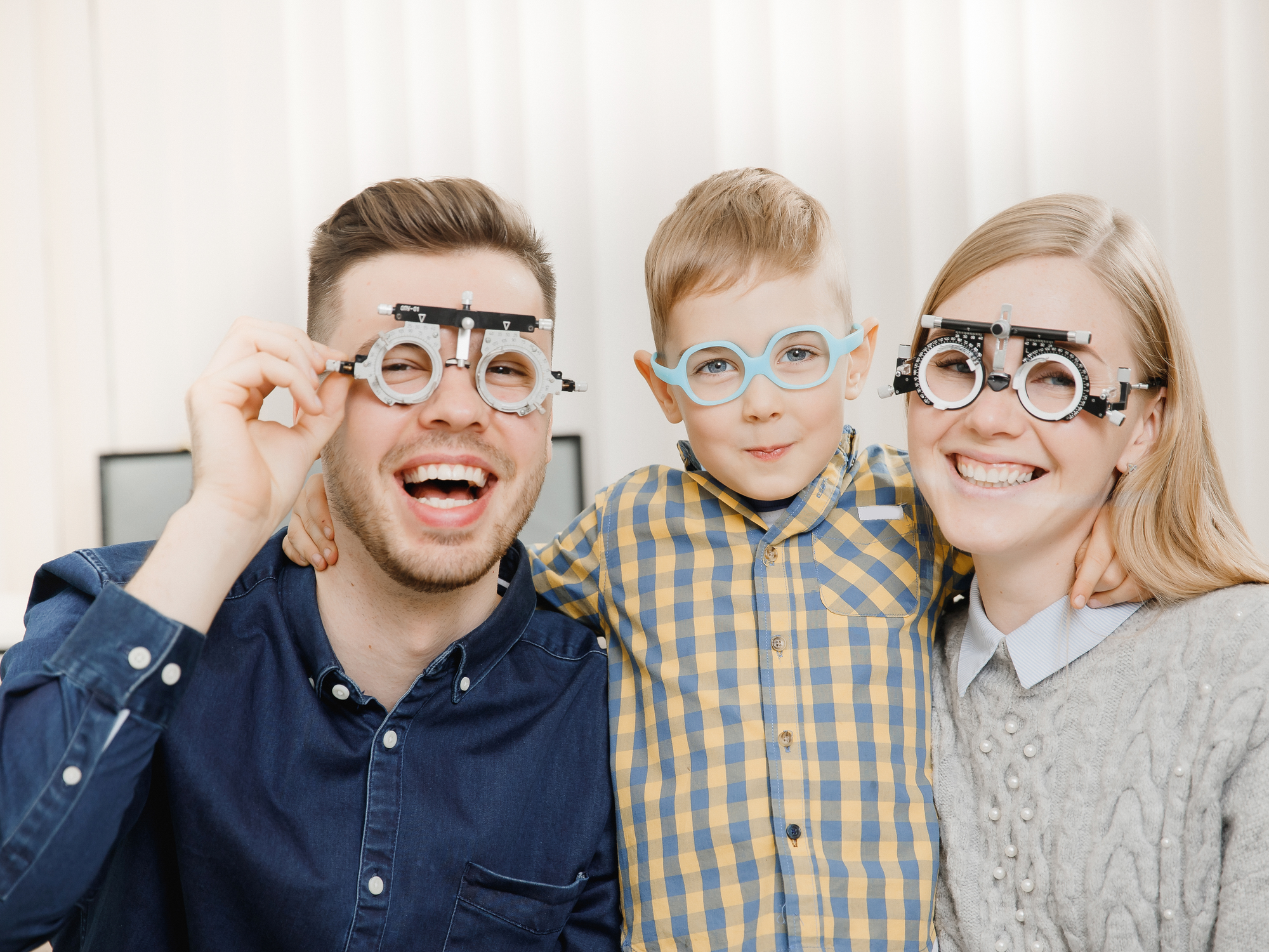 How Often Should My Family Get Eye Exams?