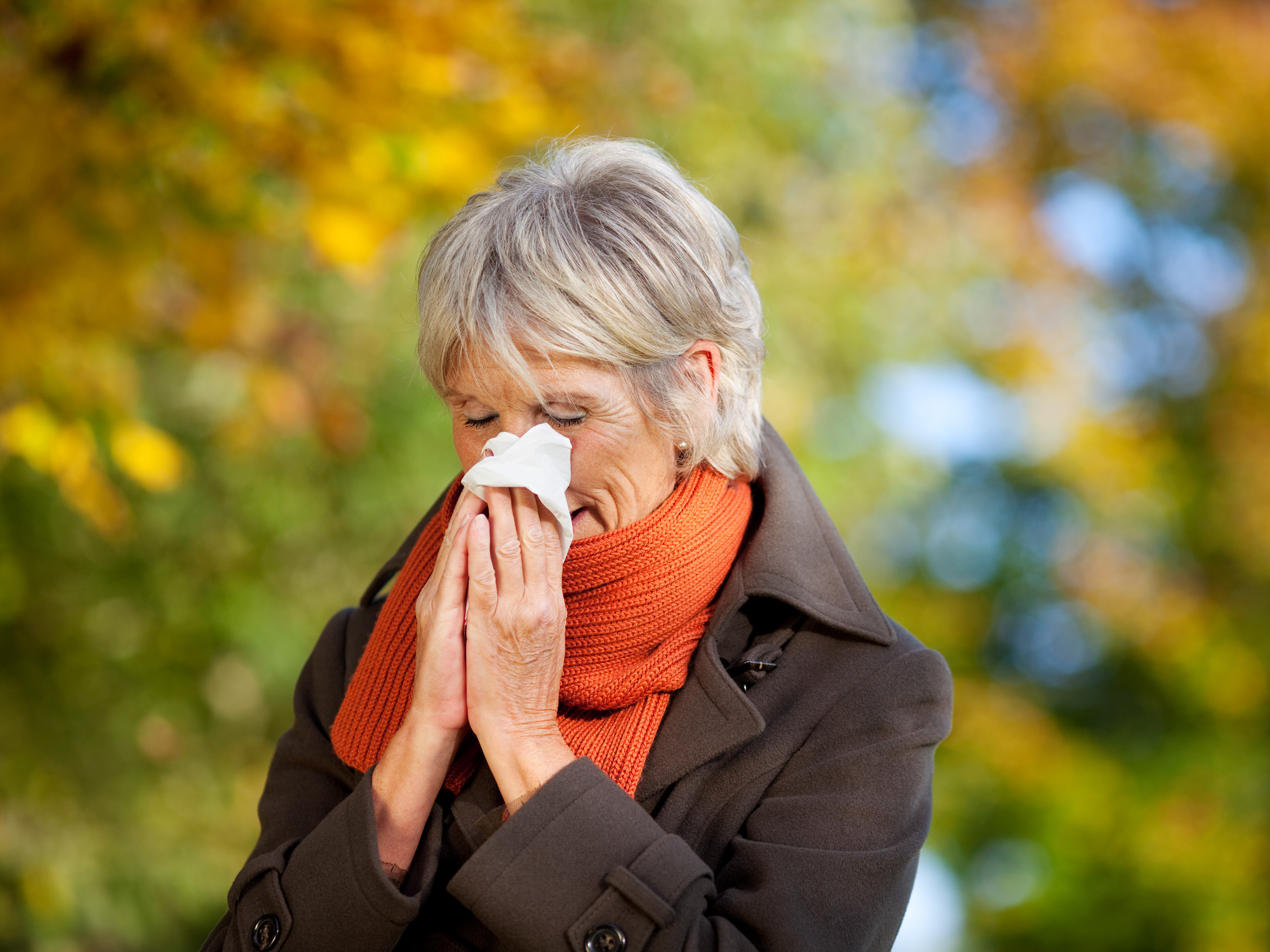 How to Prepare for Fall Eye Allergies