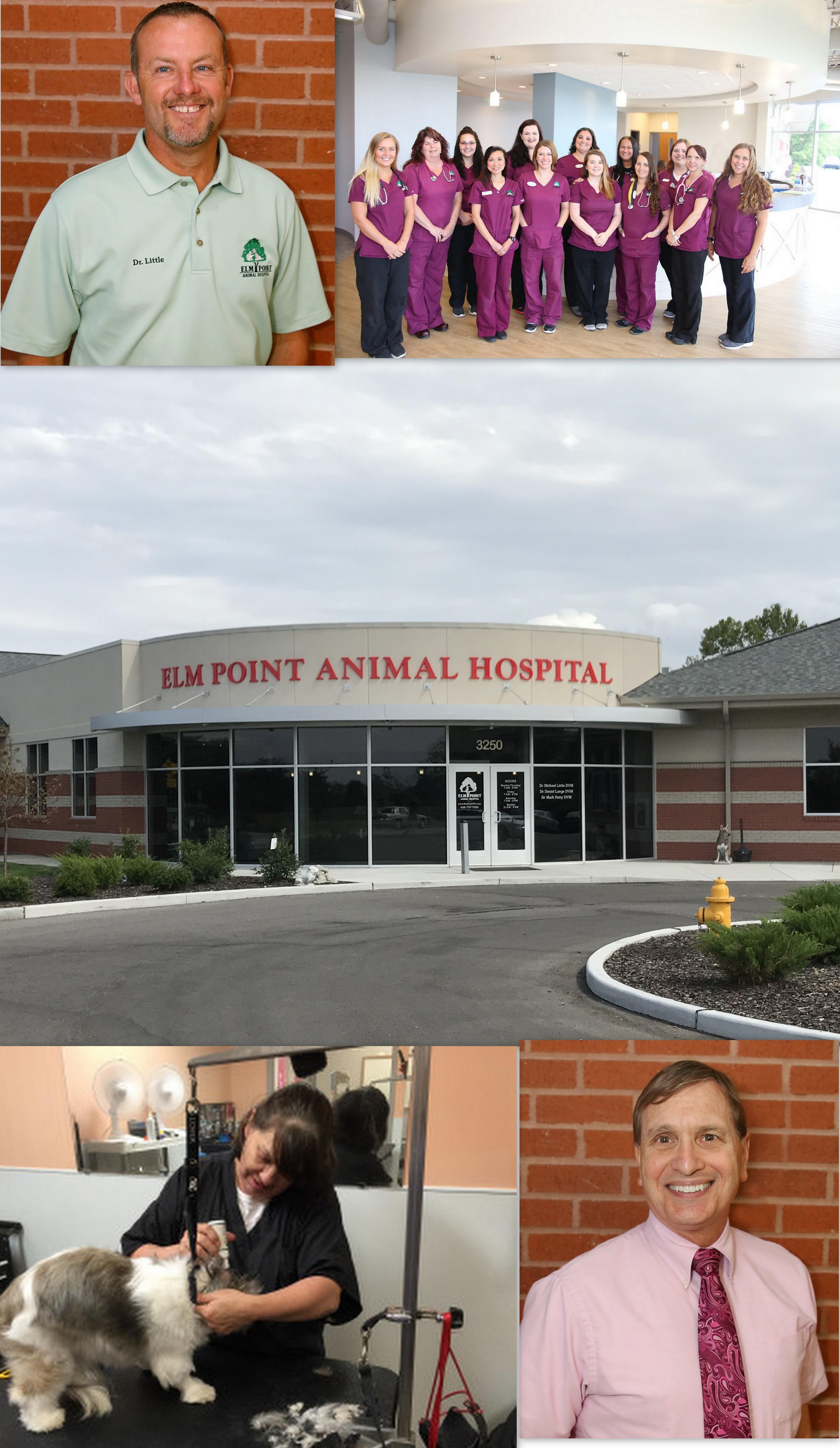 Elm Point Animal Hospital Team