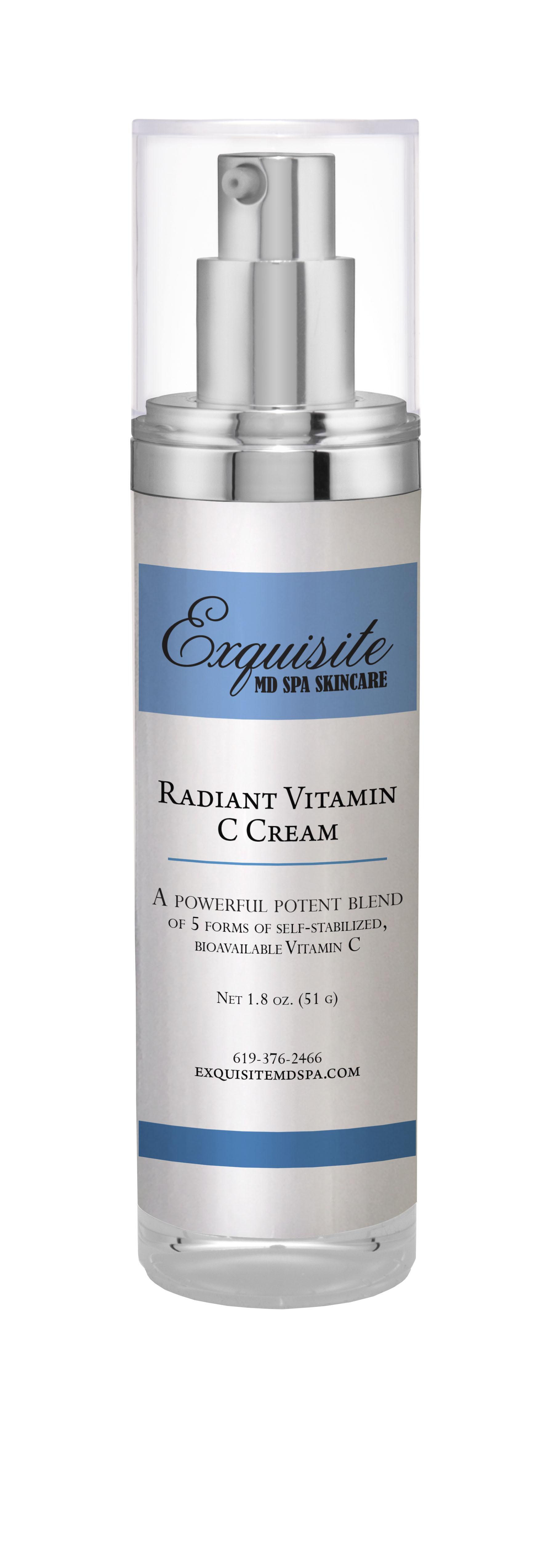 Radiant Vitamin C Cream