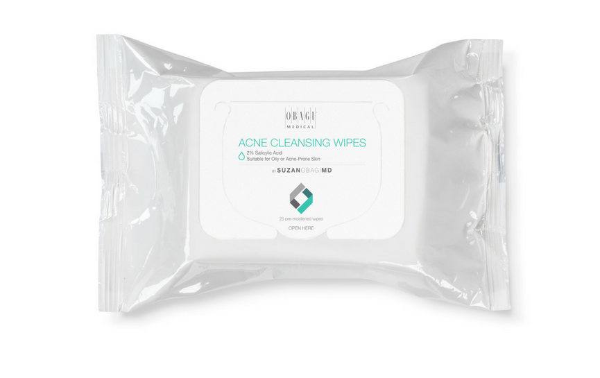 Acne On The Go Wipes