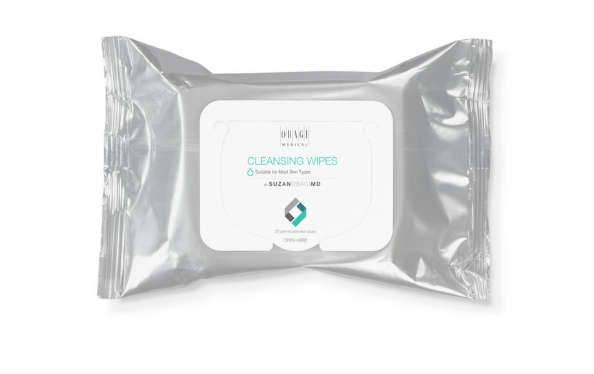 Cleansing On the Go Wipes