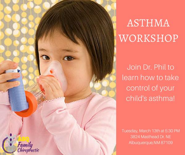 March: Asthma Workshop