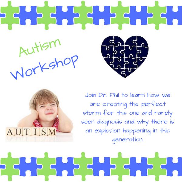 April: Autism Workshop