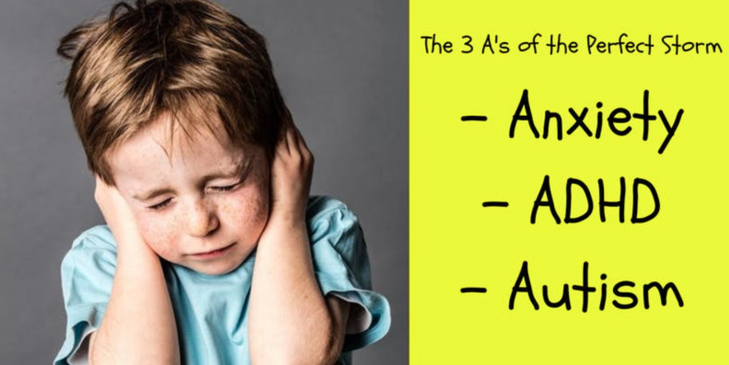 The Perfect Storm: Anxiety, ADHD & Autism