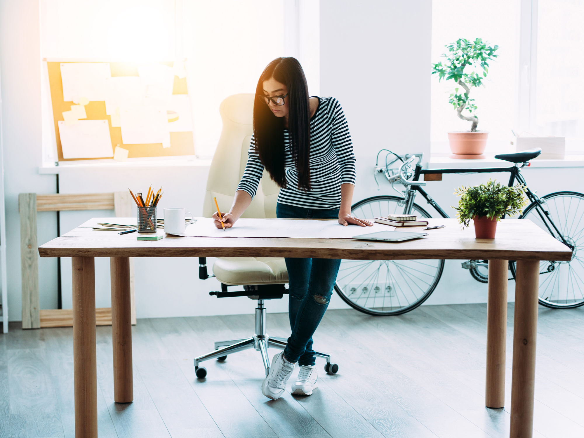 How Long Should You Stand – Rather Than Sit – at Your Workstation?