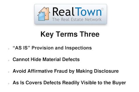 understanding real estate basics presentation of offers real town