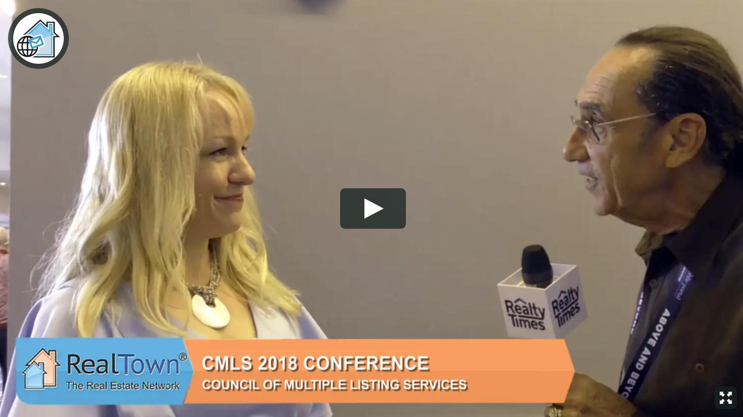 Above and Beyond CMLS2018 - Saul Klein interviews Rebecca Jensen