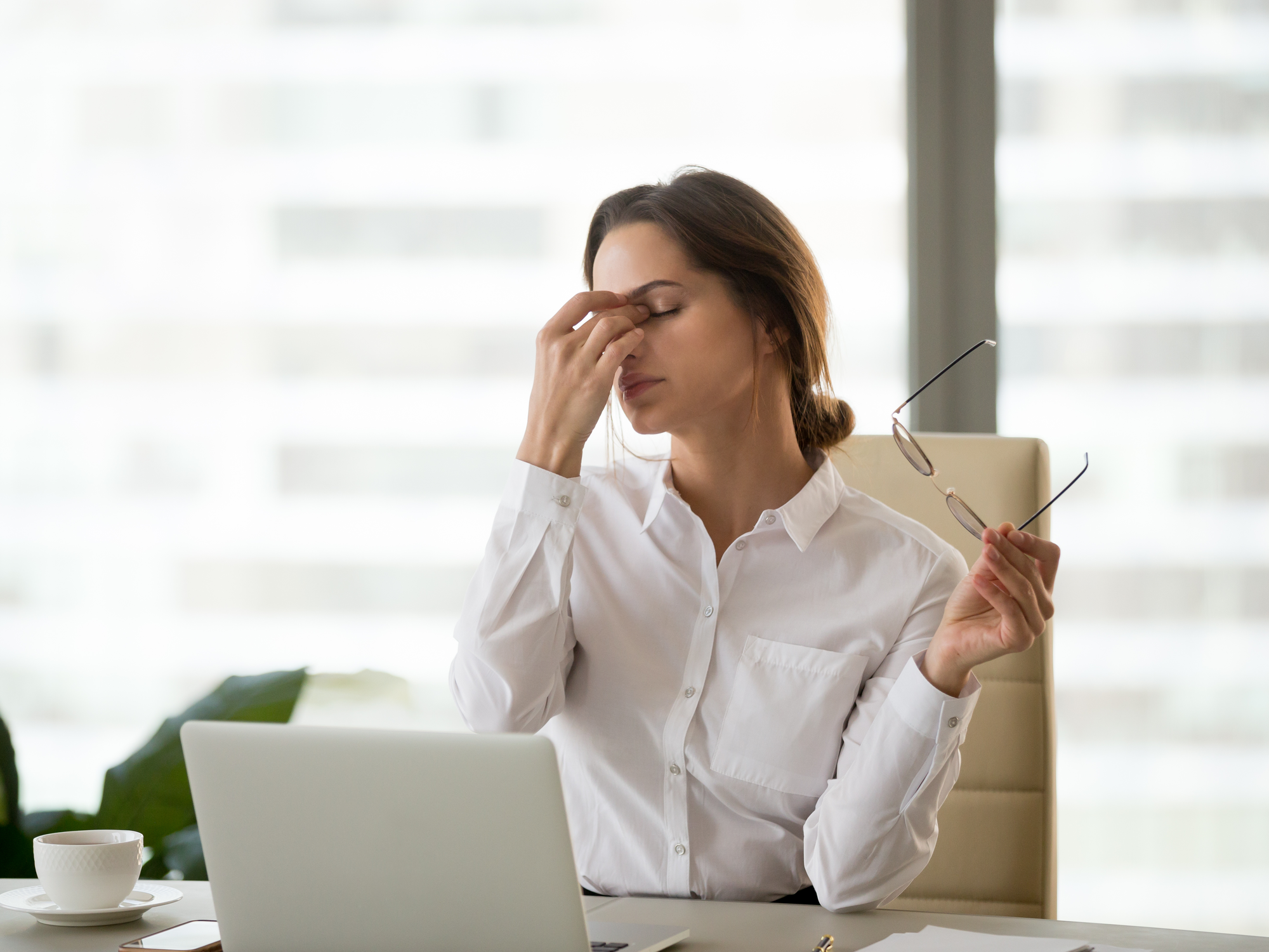 Signs and Symptoms of Dry Eyes