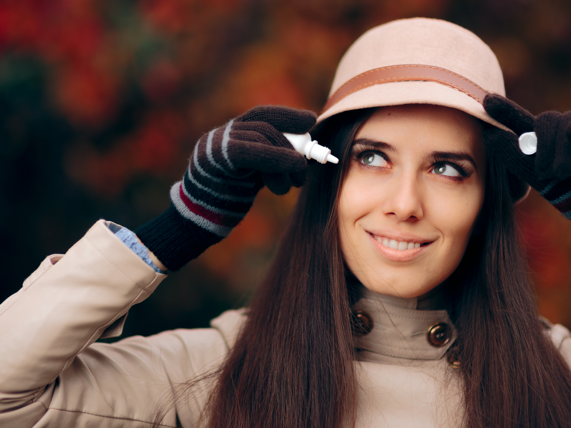How to Cure Dry Eye Symptoms During the Fall Season