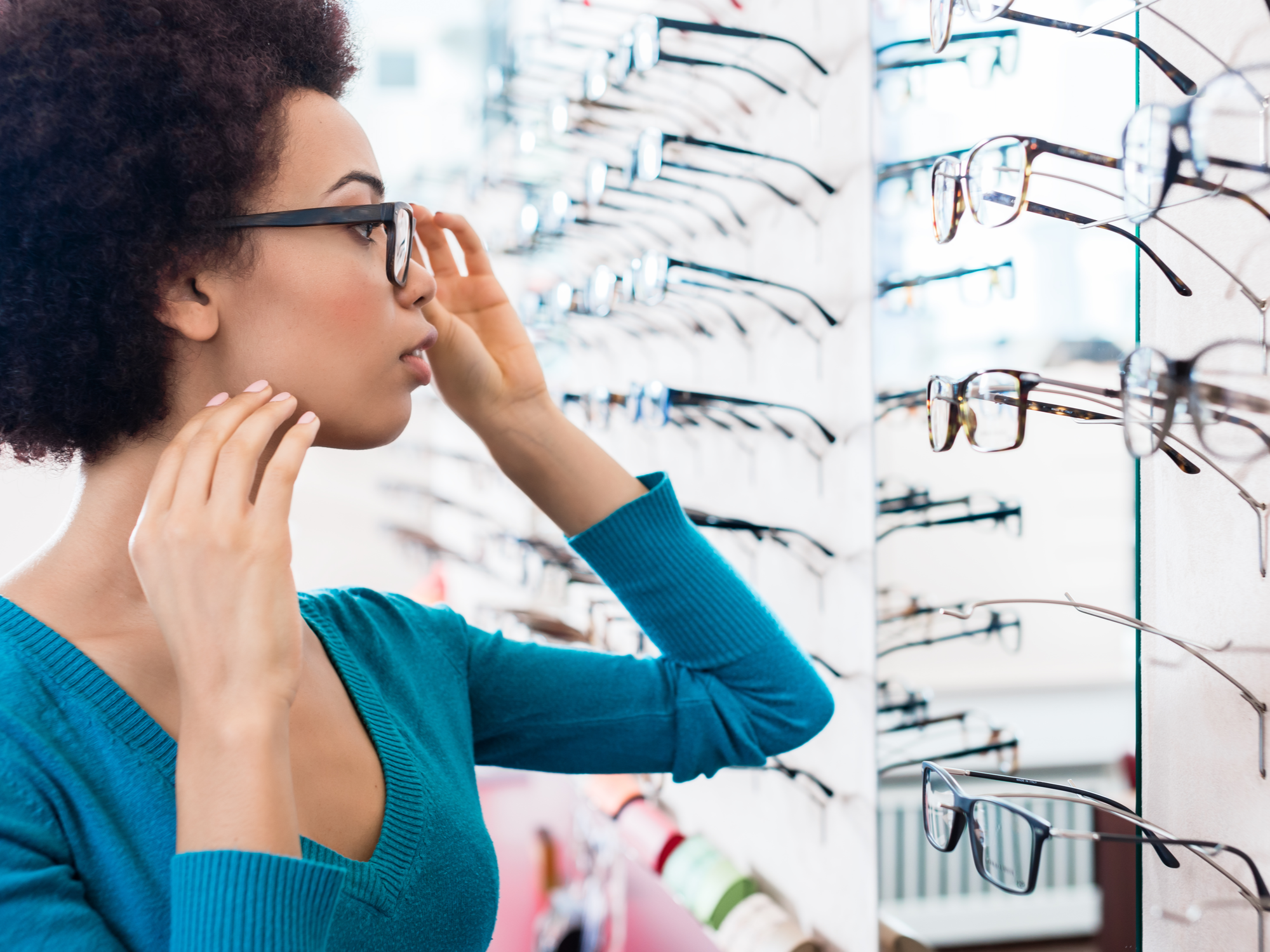 Choosing the Right Frames for My Face