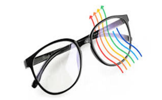 Blue Light Blocker Glasses and Anti-Fatigue Computer Glasses