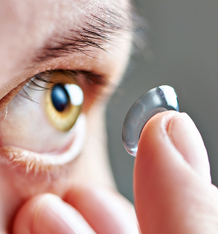 Contact Lens for Astigmatism