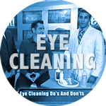 Eye Cleaning