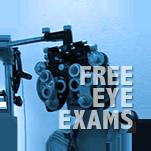 Free Eye Exams