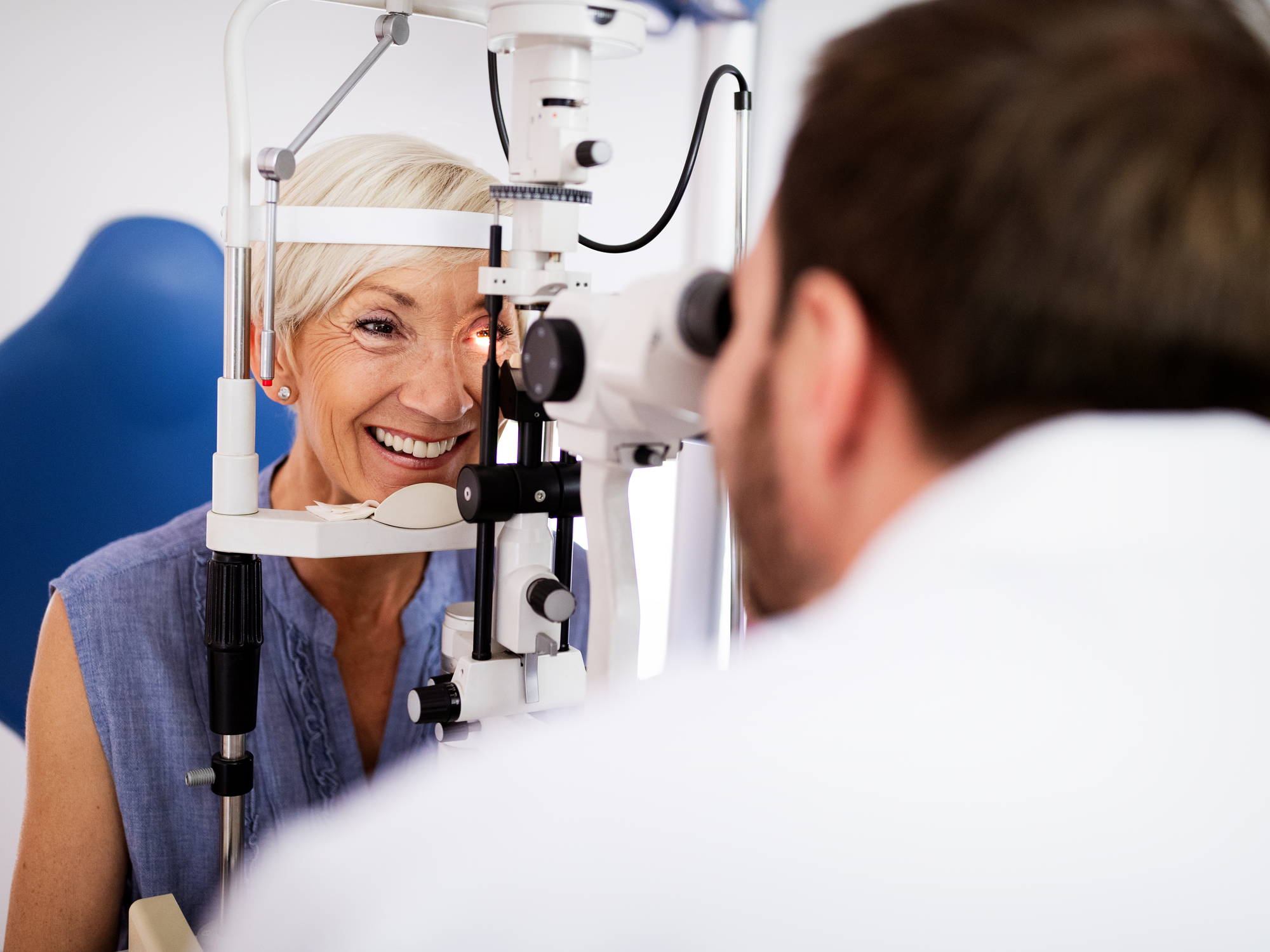 Diagnosing and Caring for Glaucoma