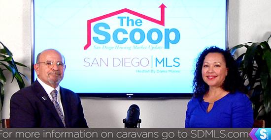 The Scoop with Dania Moore & SDMLS President Steve Fraioli