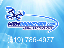 Wow Drone Man