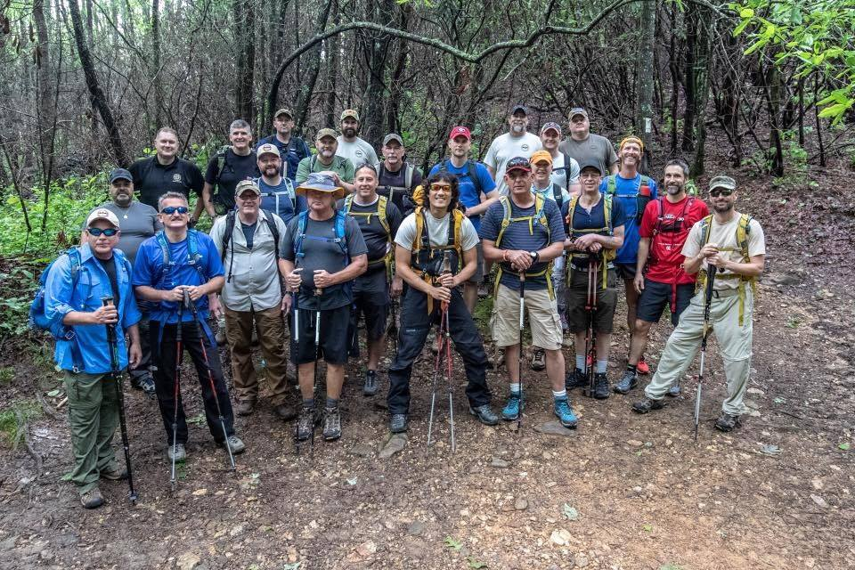Murrayville Veterinary Clinic Sponsors Blind Appalachian Trail