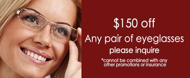 Eyeglasses special