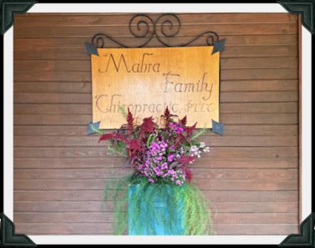 Mabra Family Signage