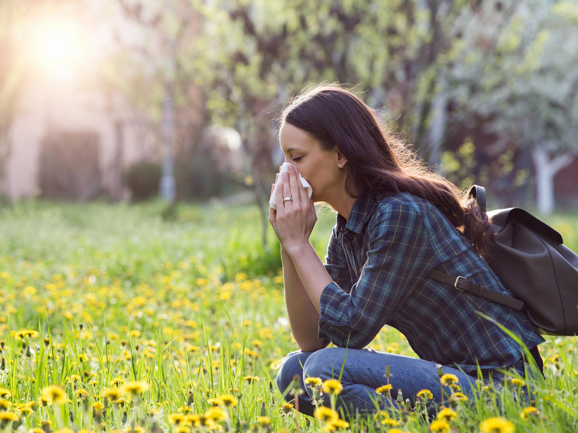 Dry Eyes vs. Seasonal Allergies