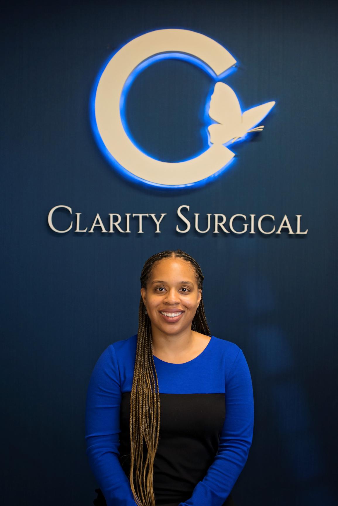 Allison Reeder - Surgical Coordinator