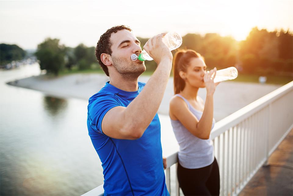 Hydrate in the Heat
