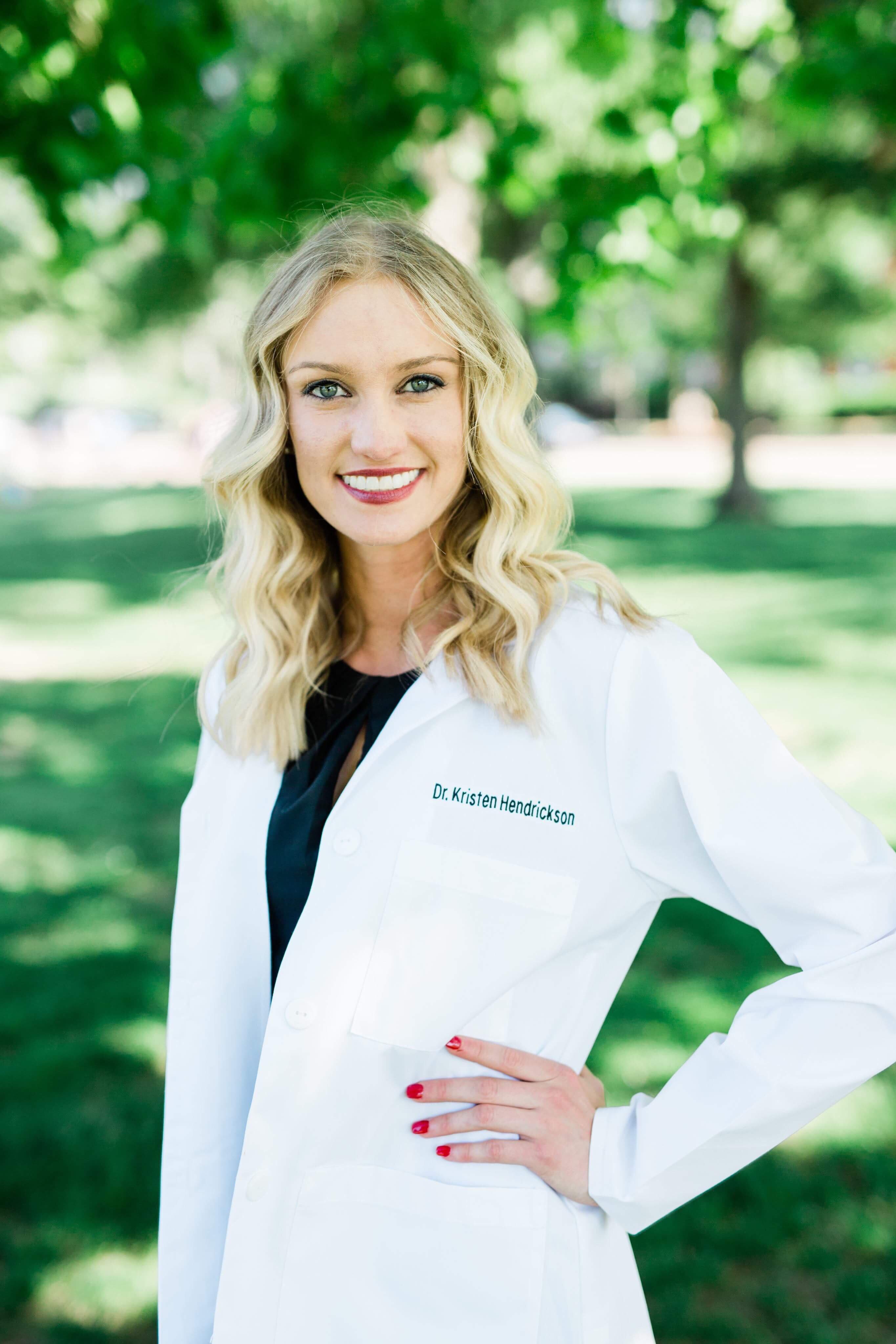 Welcome Dr. Kristen Hendrickson