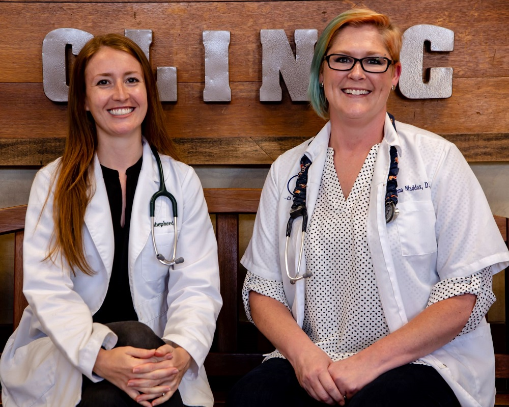 Welcome Dr. Christine Shepherd & Dr. Jenna Maddox