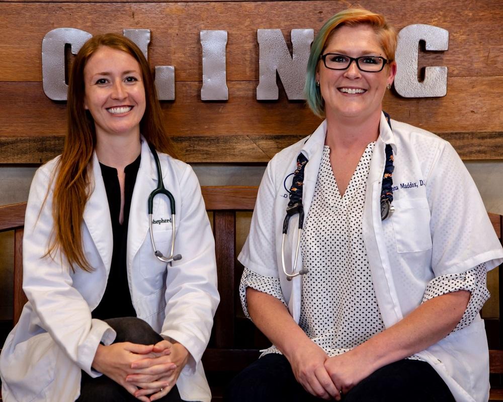 Welcome Dr. Christine Shepherd & Dr. Jenna Maddox