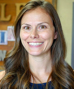 Welcome Dr. Kristen Coles Hope