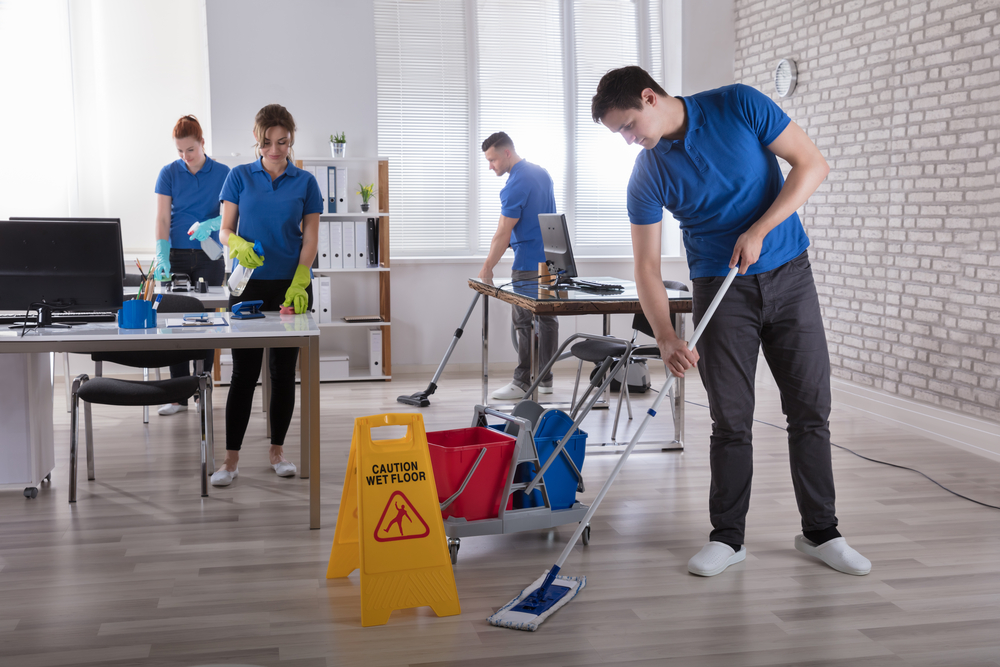 Office Cleaning Services in Pensacola Florida