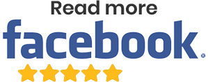 facebook reviews button
