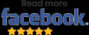facebook reviews button