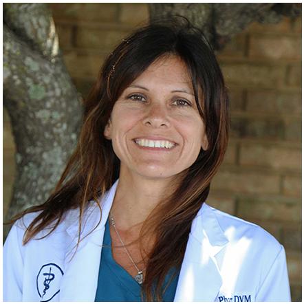 Dr. Tricia Pharr, DVM