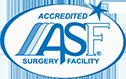 AAAASF Accredited Surgery Facility